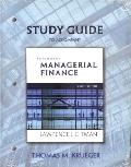 Principles of Managerial Finance - Study Guide