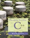 Problem Solving with C++ with CDROM