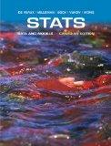 Stats: Data and Models, First Canadian Edition