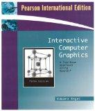 Interactive Computer Graphics - Pearson International Edition (A Top-Down Approach Using Ope...