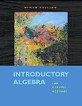 Introductory Algebra (9th Edition)
