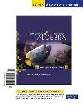 Intermediate Algebra: Concepts and Applications, Books a la Carte Edition (8th Edition)