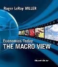 Economics Today: The Macro View plus MyEconLab 1-semester Student Access Kit