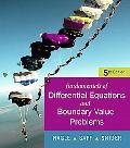 Fundamentals of Differential Equations with Boundary Value Problems with IDE CD (Saleable Pa...