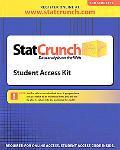 StatCrunch 6-month Standalone Access Card