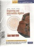 Beginning &Intermediate Algebra, Books a la Carte Edition (3rd Edition)