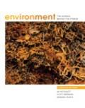 Environment: The Science Behind the Stories (Canadian)