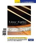 Linear Algebra with Applications, Books a la Carte Edition (4th Edition)