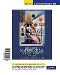 Discrete Mathematical Structures, A La Carte text (6th Edition)