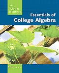 Essentials of College Algebra (10th Edition) (The Lial/Hornsby/Schneider College Algebra Ser...