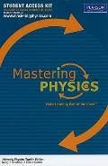 MasteringPhysics Student Access Kit for University Physics