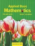Applied Basic Mathematics