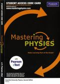 Masteringphysics With Pearson Etext Student Access Code Card