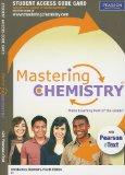 Masteringchemistry(r) with Pearson Etext Student Access Code Card for Introductory Chemistry