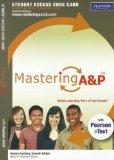 MasteringA&P with Pearson eText -- Standalone Access Card -- for Human Anatomy (7th Edition)...