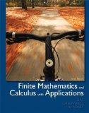 Finite Mathematics and Calculus with Applications (9th Edition)