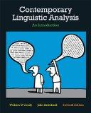 Contemporary Linguistic Analysis: An Introduction, Seventh Edition with Companion Website (7...