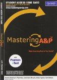 Mastering A&P Access Code, 10th Edition