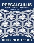 Precalculus: A Right Triangle Approach plus MyMathLab/MyStatLab Student Access Code Card (4t...