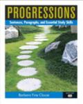Progressions, Book 1 : Sentences, Paragraphs and Essential Study Skills (with NEW MyWritingL...