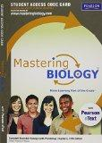 MasteringBiology with Pearson eText -- Standalone Access Card -- for Campbell Essential Biol...