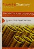 MasteringChemistry with Pearson eText -- Standalone Access Card -- for Chemistry: A Molecula...