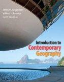Introduction to Contemporary Geography Plus MasteringGeography with eText -- Access Card Pac...