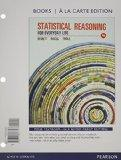 Statistical Reasoning for Everyday Life, A la Carte (4th Edition) (Books a la Carte)