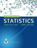 A First Course in Statistics plus MyStatLab Student Access Kit (11th Edition)