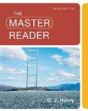 Master Reader, The with NEW MyReadingLab with eText -- Access Card Package (3rd Edition)