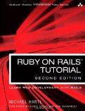Ruby on Rails Tutorial: Learn Web Development with Rails (2nd Edition) (Addison-Wesley Profe...