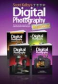 Scott Kelby's Digital Photography Boxed Set, Parts 1, 2, 3, and 4