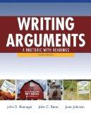 Writing Arguments: A Rhetoric with Readings with NEW MyCompLab with eText -- Access Card Pac...