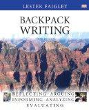 Backpack Writing with NEW MyCompLab with eText -- Access Card Package (3rd Edition)