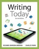 Writing Today with NEW MyCompLab with eText -- Access Card Package (2nd Edition)