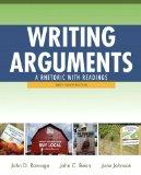 Writing Arguments: A Rhetoric with Readings, Brief Edition, with NEW MyCompLab with eText --...