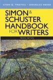 Simon & Schuster Handbook for Writers (10th Edition) [Hardcover]