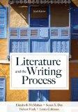 Literature and the Writing Process with MyLiteratureLab -- Access Card Package (10th Edition)