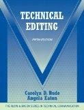 Technical Editing with NEW MyTechCommLab Access Card (5th Edition)