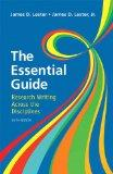 Essential Guide: Research Writing (6th Edition)