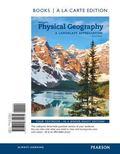 McKnight's Physical Geography : A Landscape Appreciation, Books a la Carte Plus MasteringGeo...
