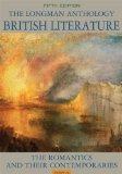 The Longman Anthology of British Literature, Volume 2A: The Romantics and Their Contemporari...