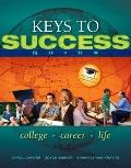 Keys to Success Quick Plus NEW MyStudentSuccessLab 2012 Update