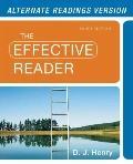 Effective Reader, the, Alternate Edition