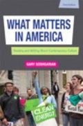 What Matters in America with NEW MyCompLab -- Access Card Package (3rd Edition)