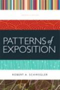 Patterns of Exposition with New Mycomplab Etext Student Access Card