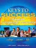 Keys to Success for English Language Learners Plus NEW MyStudentSuccessLab 2012 Update -- Ac...