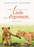 A Little Argument Plus NEW MyCompLab -- Access Card Package (2nd Edition)