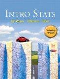 Intro Stats Technology Update plus MyStatLab with Pearson eText -- Access Card Package (3rd ...