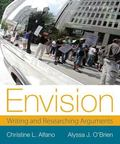 Envision : Writing and Researching Arguments